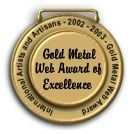 International Artists and Artisans -2002 Award