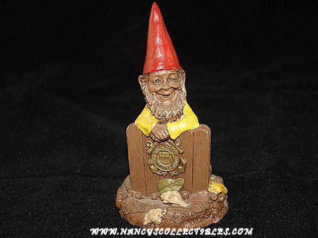 Tom Clark Gnome-Coastie
