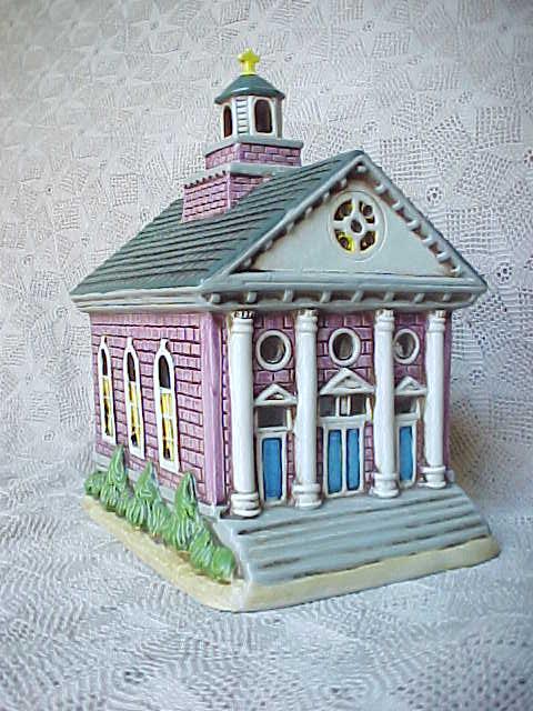 Lefton Colonial Village - Maple Street Church-sold