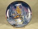 Avon Christmas Plate-Angel Lights-2005