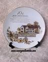 Avon 10th Avon Anniversary - California Perfume Company Plate