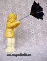 Avon Tug-a-Brella Figurine - Moonwind Cologne Bottle