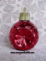 Avon Christmas Sparkler - Sweet Honesty Cologne Bottle
