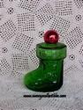 Avon Christmas Surprise - Moonwind Cologne Bottle