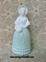 Avon Victorian Fashion Figurine - Bird of Paradise Cologne Bottle