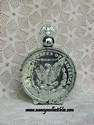 Avon Liberty Dollar - Oland After Shave Bottle