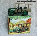 Avon Station Wagon - Tai Winds After Shave