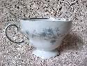 Johann Haviland Blue Garland Teacup