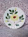 Blue Ridge Bread and Butter Plate-Yellow Nocturne - Colonial Shape