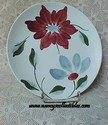 Blue Ridge Plate-Petal Point