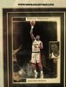 Pugh Cachet-Back To Back NBA Champs Houston Rockets-195-071A