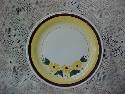 Vernon Kiln Brown-eyed Susan Salad/Dessert Plate
