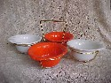 California Pottery Condiment Set-view 1