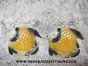 Ceramicraft - Fish Plaques