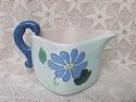 Kay Finch Creamer - Blue Daisy-viewf 1