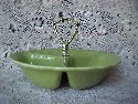 California, Lane and Co. Tid Bit Dish w/handle-view 1