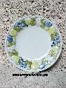 California Metlox Florence Salad Plate