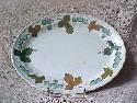 Metlox Vernonware Large Oval Platter - Vineyard Pattern