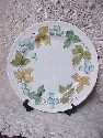 Metlox Vernonware Plate-Vineyard Pattern