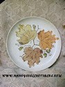 Metlox Poppytrail - Woodland Gold Dessert Plates(s)