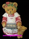Cherished Teddies - Amanda - Here's Some Cheer To Last The Year