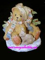 Cherished Teddies - Charlie-The Spirit Of Friendship, Warms the Heart