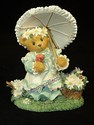 Cherished Teddies Kimberly - Summer Brings A Season of Warmth