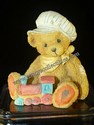 Cherished Teddies Thomas - Chuggin' Along