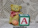 Cherished Teddies-A Block