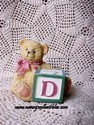 Cherished Teddies-D Block