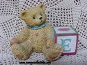 Cherished Teddies-E Block