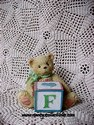Cherished Teddies-F Block