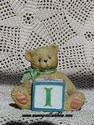 Cherished Teddies-I Block