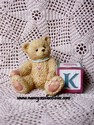 Cherished Teddies-K Block