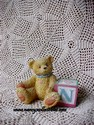 Cherished Teddies-N Block