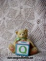 Cherished Teddies-Q Block Cherished Teddies-Q Block