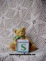 Cherished Teddies-S Block