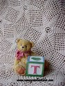 Cherished Teddies-T Block