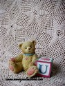 Cherished Teddies-U Block
