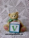 Cherished Teddies-V Block