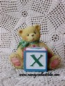 Cherished Teddies-X Block