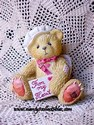 Cherished Teddies- Bear Cupid - From My Heart