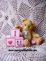 Cherished Teddies-I Love You