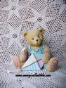 Cherished Teddies - March - Mark - Friendship Is In The Air - Retired