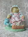 Cherished Teddie Mary, Mary Quite Contrary - Friendship Blooms With Loving Care - Retired