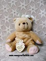Cherished Teddie - The Teddie With A Heart of Gold - Jacki-sold