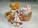 Cherished Teddies-Randy-You're Never Alone With Good Friends Around-Retired 6/22/02