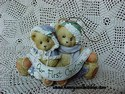 Cherished Teddies Ornament - Our First Christmas Together