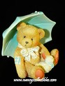 Cherished Teddies - April - Alan - Retired