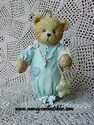 Cherished Teddies - Baby Boy's First Christmas-Retired